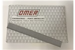 "Omer 12/13SS 1/2"" Stainless Steel 18 GA Brad Nails, 7,000/Box ONLY 13 BOXES IN STOCK"
