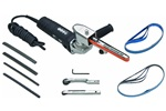 Dynabrade 40611 Electric Dynafile II Abrasive Belt Tool Versatility Kit