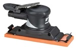 "Dynabrade 57407 2-3/4"" W x 8"" L Dynaline Sander, Non-Vacuum with Clips"