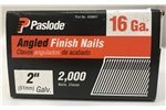"Paslode 650047 2"" 16 GA Angled Finish Nails, 2,000/Box, ONLY 3 BOXES IN STOCK"