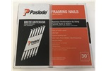 "Paslode 650839 3-1/4"" X .131 Smooth Bright Nails, 30 Degree, 2,500/Box ONLY 2 BOXES IN STOCK"