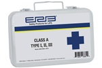 ERB 28889 Class A First Aid Kit, Metal