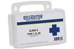 ERB 28888 Class A First Aid Kit, Plastic